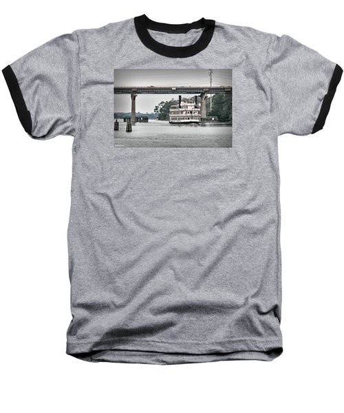 Baseball T-Shirt featuring the photograph Henrietta IIi by Phil Mancuso