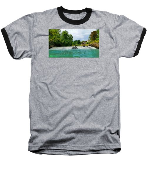 Baseball T-Shirt featuring the photograph Henry Ford Estate - Fair Lane by Michael Rucker