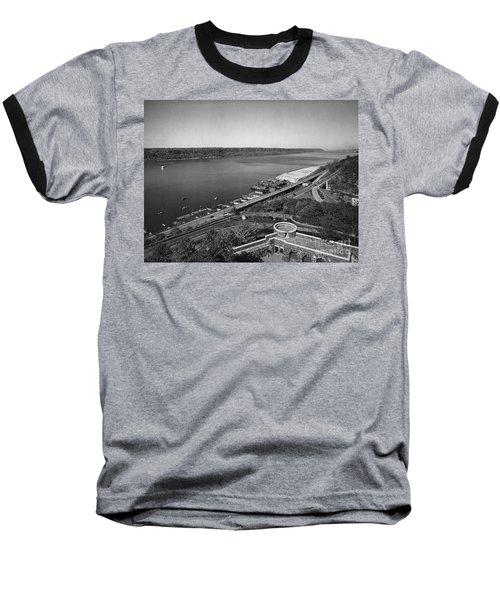 Henry Hudson Parkway, 1936 Baseball T-Shirt