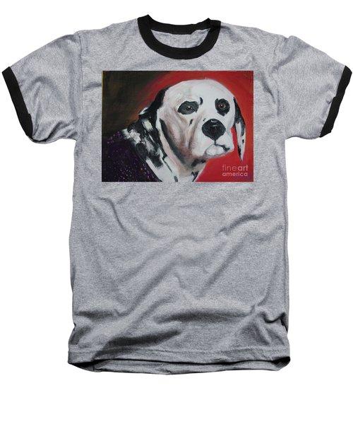Henry Baseball T-Shirt by Lyric Lucas