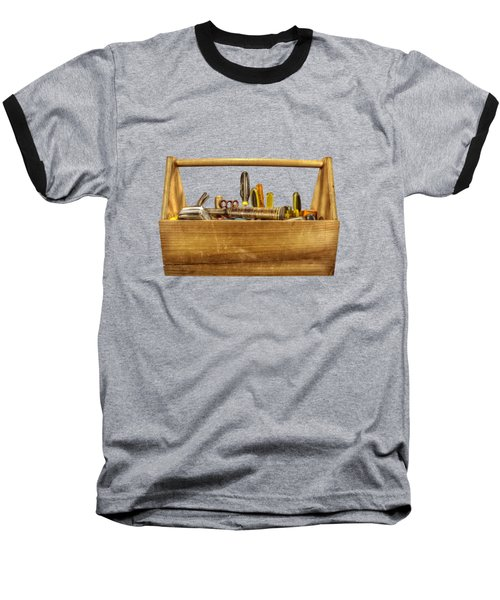 Henry's Toolbox Baseball T-Shirt