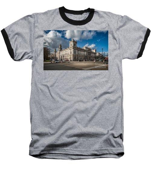 Her Majesty's Treasury Baseball T-Shirt