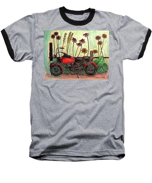 Her Wild Things  Baseball T-Shirt