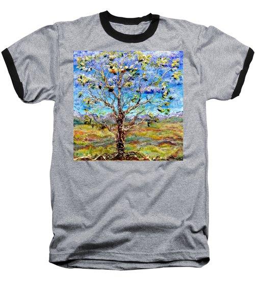 Herald Baseball T-Shirt by Regina Valluzzi