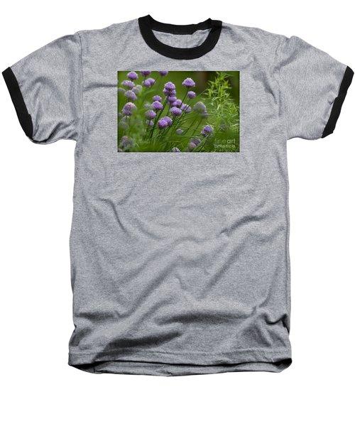 Herb Garden. Baseball T-Shirt