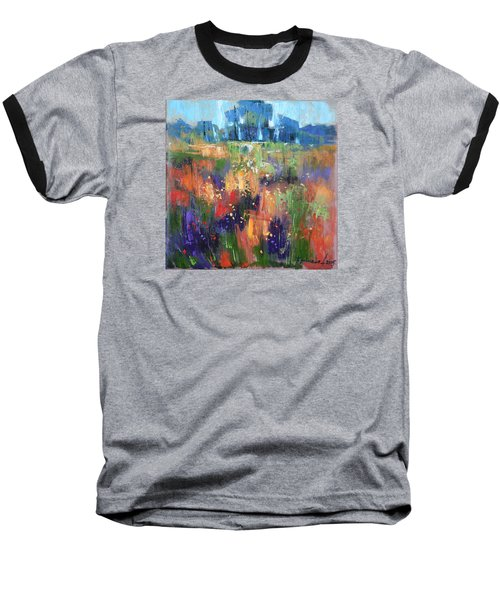 Herbs Baseball T-Shirt by Anastasija Kraineva