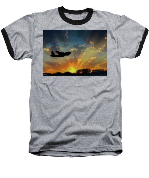 Hercules In The Morning Baseball T-Shirt
