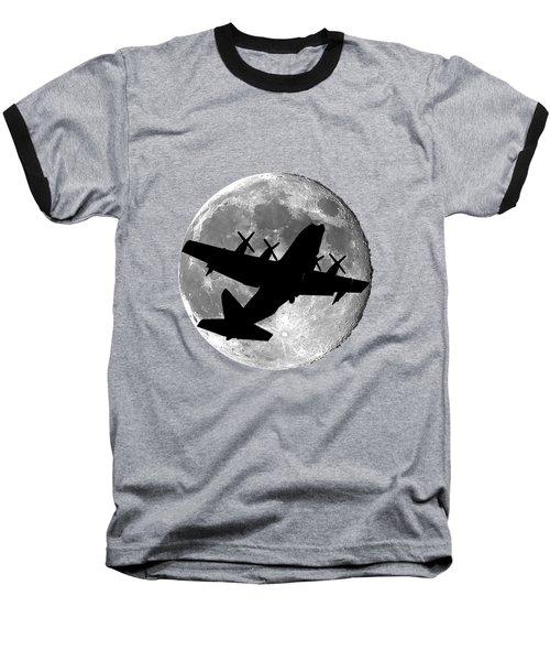 Hercules Moon .png Baseball T-Shirt