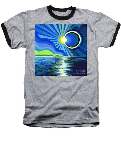 Here Come The Sun Baseball T-Shirt