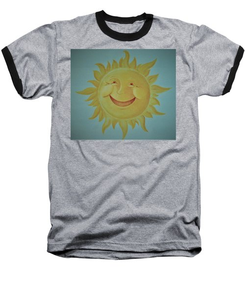 Here Comes The Sun Baseball T-Shirt