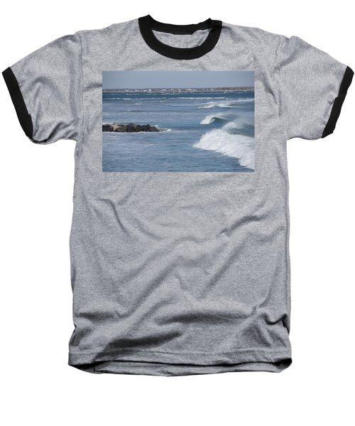 Hereford Inlet Baseball T-Shirt by Greg Graham