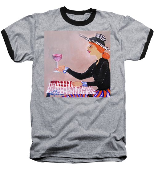 Heres To All The Men I've Jilted Baseball T-Shirt