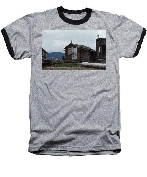 Baseball T-Shirt featuring the photograph Hermit by Laurie Stewart