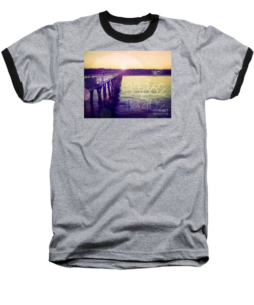 Hermosa Beach California Baseball T-Shirt