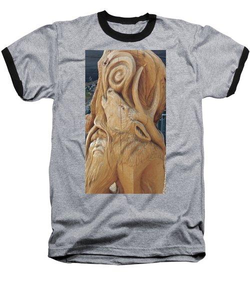 Herne's Song Baseball T-Shirt