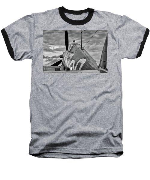 Hero Of Britain Baseball T-Shirt