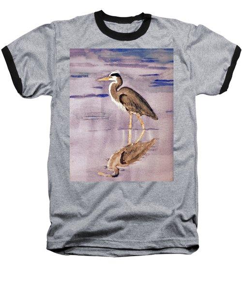 Heron No. 2 Baseball T-Shirt