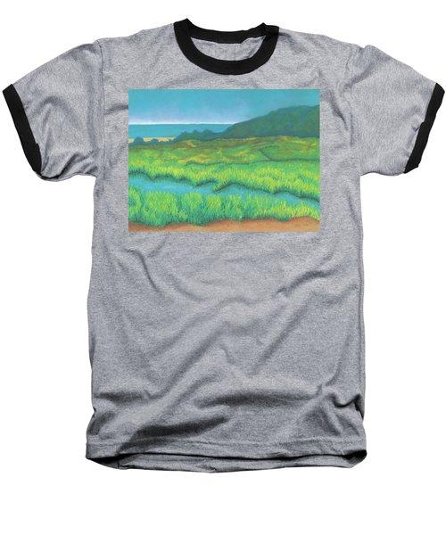 Heron's Home Baseball T-Shirt
