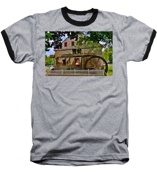 Herr's Grist Mill Baseball T-Shirt