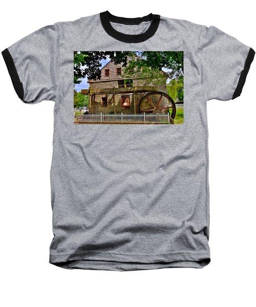 Herr's Grist Mill Baseball T-Shirt