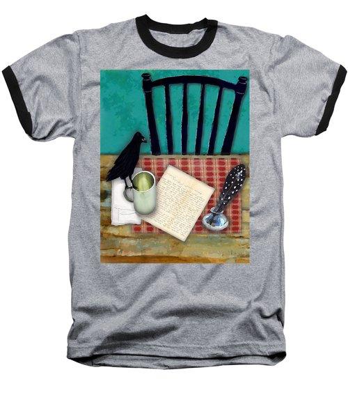 He's Gone Baseball T-Shirt
