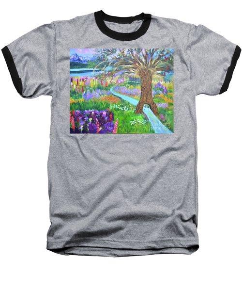 Hesed His Steadfast Love Baseball T-Shirt