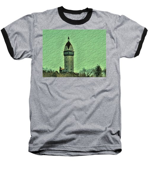 Heublein Tower Baseball T-Shirt
