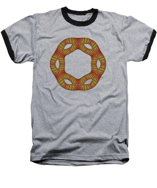 Hexagonyl Tile Baseball T-Shirt