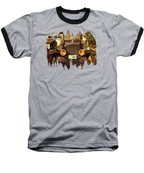 Hey A Model T Ford Truck Baseball T-Shirt