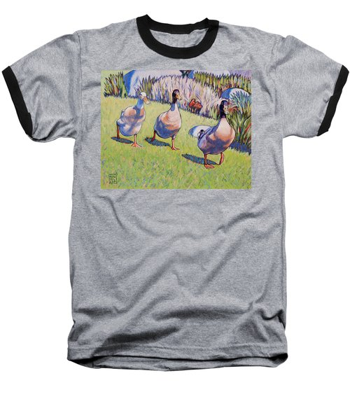 Hey, Wait Up Baseball T-Shirt