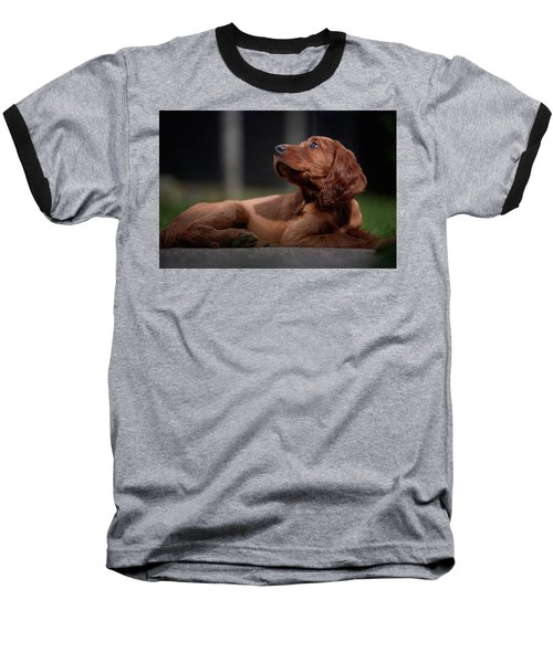 Hey You Baseball T-Shirt