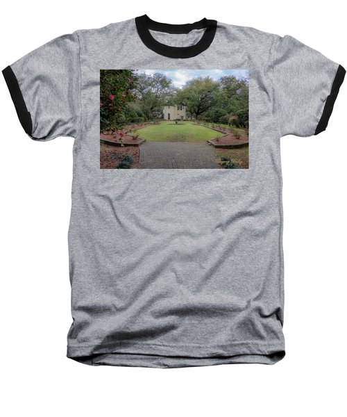 Baseball T-Shirt featuring the photograph Heyman Garden 03 by Gregory Daley  PPSA
