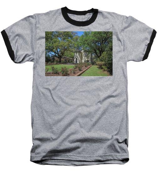 Heyman House Garden 3 Baseball T-Shirt