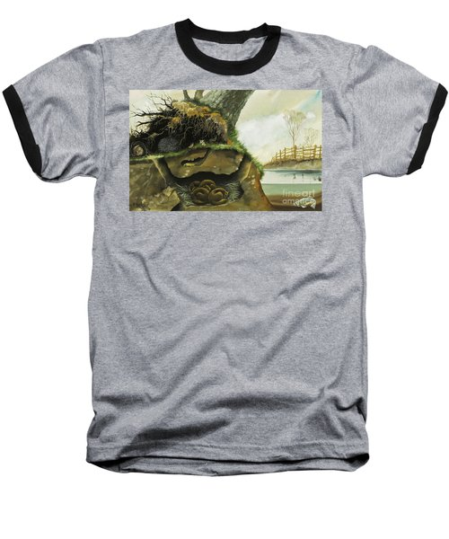 Hibernation Baseball T-Shirt