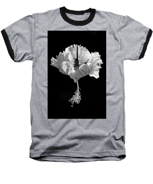Hibiscus As Art 2 Baseball T-Shirt