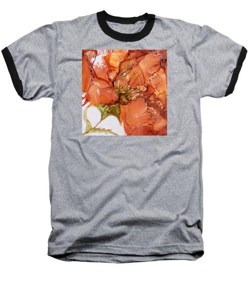 Hibiscus Baseball T-Shirt