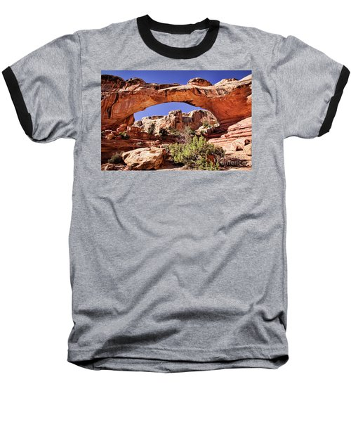 Hickman Bridge Baseball T-Shirt