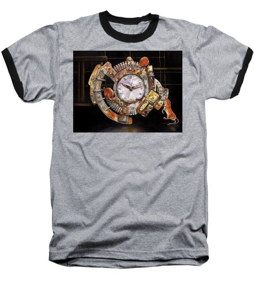 Hickory Dickory Dock Baseball T-Shirt