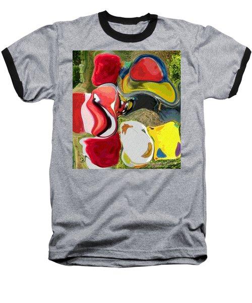 Odd Couplings Baseball T-Shirt