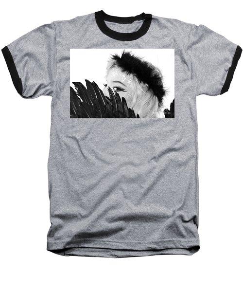 Hidden Angel Baseball T-Shirt