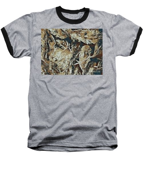 Baseball T-Shirt featuring the photograph Hidden In Plain Sight by Kathie Chicoine