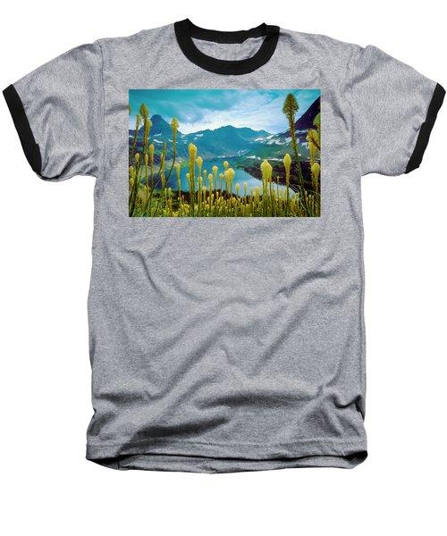 Hidden Lake, Gnp Baseball T-Shirt