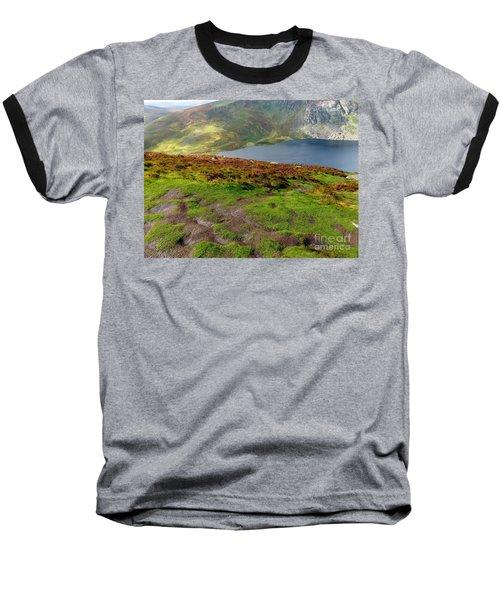 Hidden Lake Baseball T-Shirt
