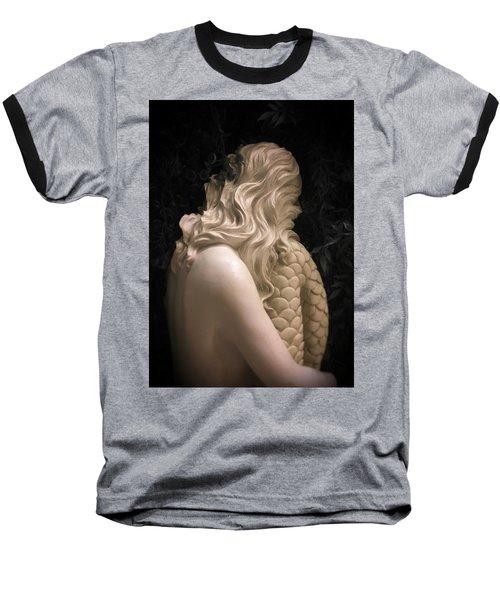 Hidden Mermaid Baseball T-Shirt