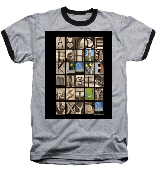 Hidden Message Baseball T-Shirt