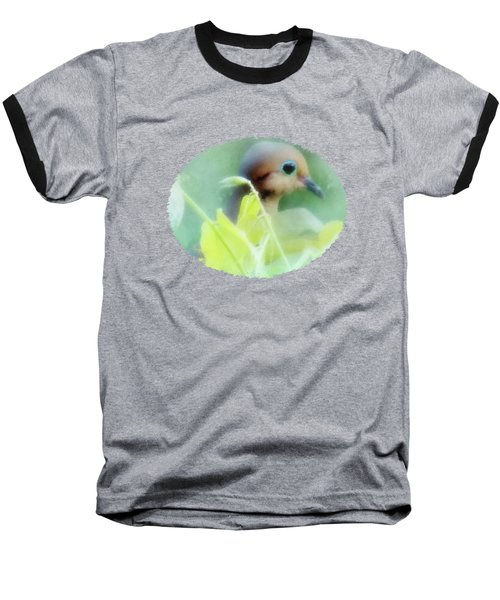 Hidden Nature Baseball T-Shirt by Anita Faye