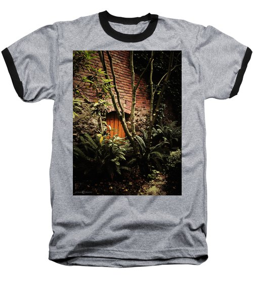 Hidden Passage Baseball T-Shirt
