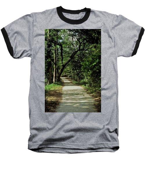 Hidden Path Baseball T-Shirt