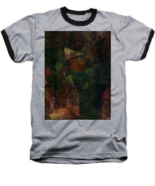 Hidden Baseball T-Shirt by The Art Of JudiLynn