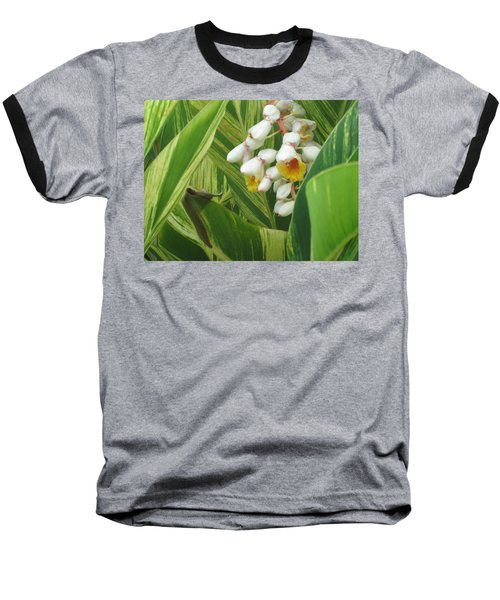 Hidden Tropic Baseball T-Shirt